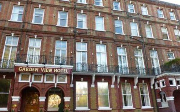 Velká Británie, oblast Londýn, doprava letecky, snídaně, ubytování v 2,5* hotelu na 4 dny