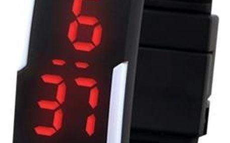 Sportovní LED silikonové hodinky - mnoho barev