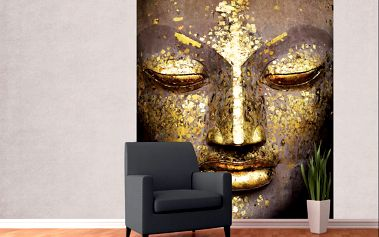 1Wall fototapeta Buddha 158x232 cm