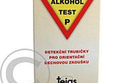 Alkoholtest P detekční trubičky 10ks