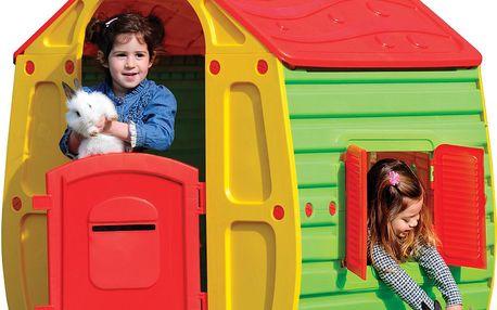 Venkovní hračka Buddy Toys BOT 1010 MAGICAL červený