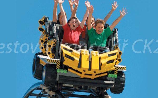 Zájezd do německého Legolandu v akci!