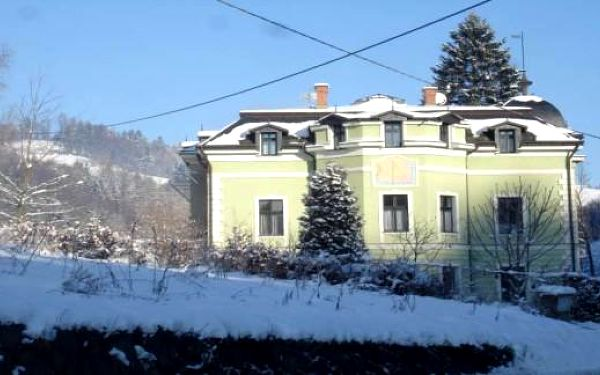 Podzim a zima v KRKONOŠÍCH: Benecko Vila Julie 5 dnů pro 2 s chutnou polopenzí až do 31.3.2016!