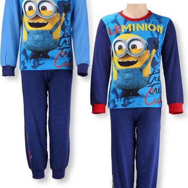 Chlapecké pyžamo Mimoni!