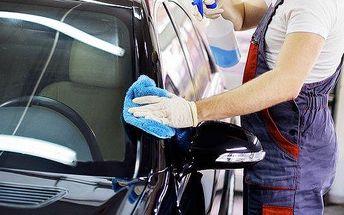 Ruční mytí auta - na výběr 4 varianty