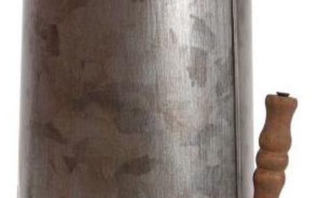 Kovový kyblík na popel Bucket Chalet