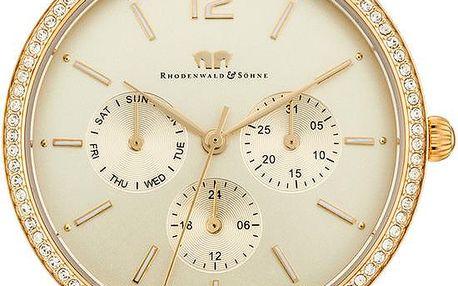 Dámské hodinky Rhodenwald&Söhne Danah Gold - doprava zdarma!