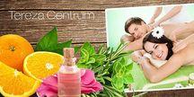 30 nebo 60 minut aroma masáže na míru
