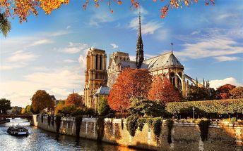 Paříž s návštěvou Versailles, snídaně v ceně!