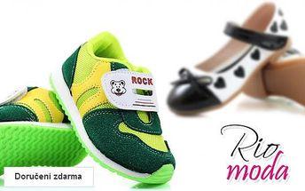 Dětská obuv Rio