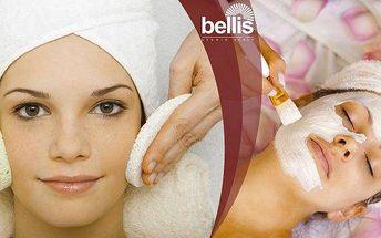 Kosmetický balíček pro dámy v Brně a okolí, užijte si 60 minut péče a úžasný pocit dokonalé a čisté pleti! Na závěr příjemné relaxace ve Studiu Bellis Vás zkušená kosmetička lehce nalíčí, nabarví řasy i obočí. Buďte krásná a hýčkejte svou pleť!