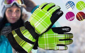 Dámské lyžařské rukavice