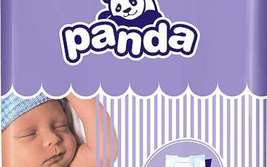 Jendorázové dětské pleny Bella PANDA Mini (3-6 kg) 54ks