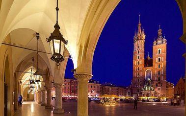Adventní Krakow & Wieliczka