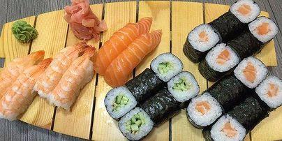GINZA running sushi