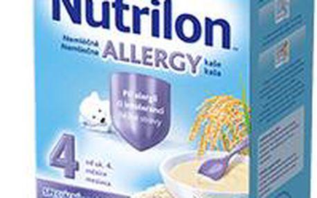 4x Nutrilon Allergy (250 g) nemléčná kaše