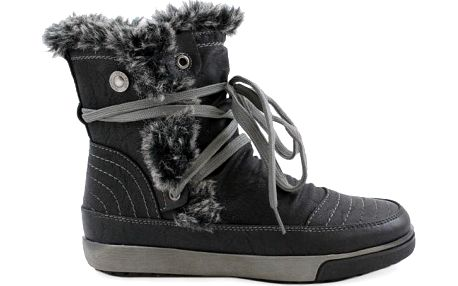 Nízké zimní boty 703B 40