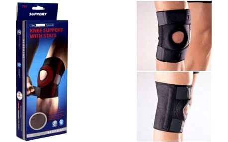 Bandáž na koleno Neopren