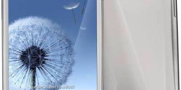 Samsung Galaxy S III Neo (GT-I9301) (GT-I9301RWIETL) bílý + + dárek Ochranná fólie ScreenShield + skin voucher pro Samsung i9300 Galaxy S 3 / NEO + Doprava zdarma