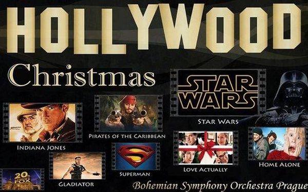 Hollywoodské Vánoce