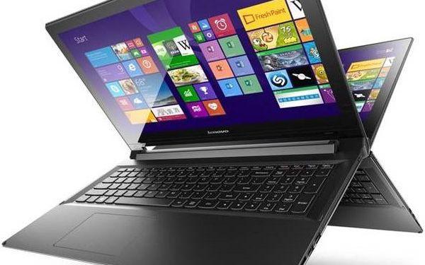 Lenovo IdeaPad Flex 2 15 Touch (59425358) černý