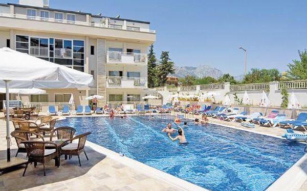 Turecko - Last minute: Hotel Viking-Apart na 11 dní v termínu 04.10.2015 jen za 7790 Kč.