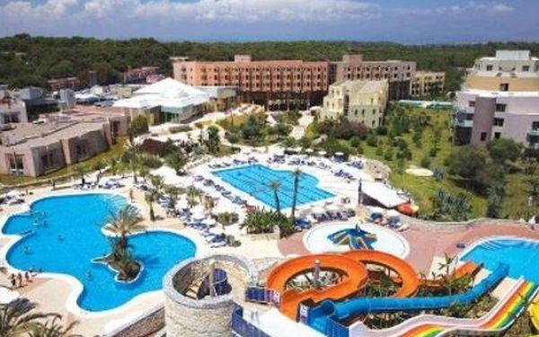 Turecko, oblast Side, doprava letecky, all Inclusive, ubytování v 5* hotelu na 9 dní