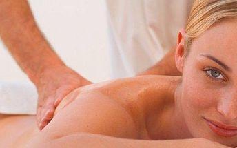 Anticelulitidní masáž se zábalem a infra