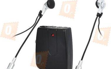 Headset interphone na motorku