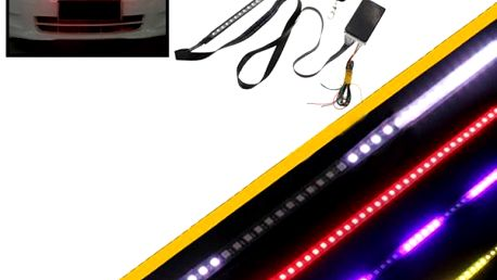 LED lišta - Knight Rider