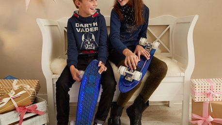 Tchibo, Skateboard s LED