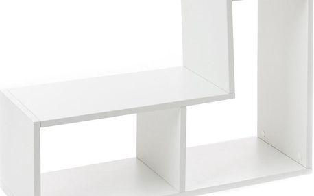 Modulová police Tetris White - doprava zdarma!