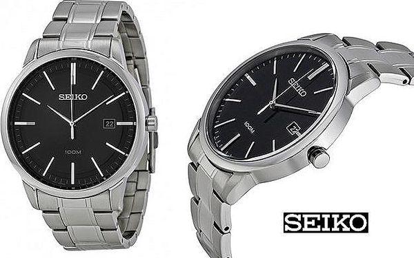 Luxusní stylové hodinky Seiko
