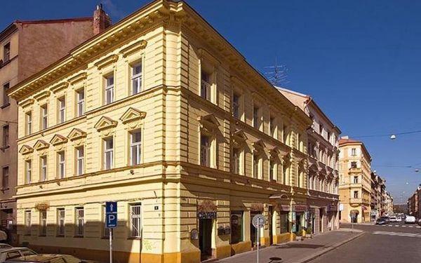 Apartmánový dům Amandment - Praha 7