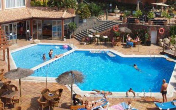 Španělsko, oblast Costa Brava, doprava letecky, all Inclusive, ubytování v 4* hotelu na 8 dní