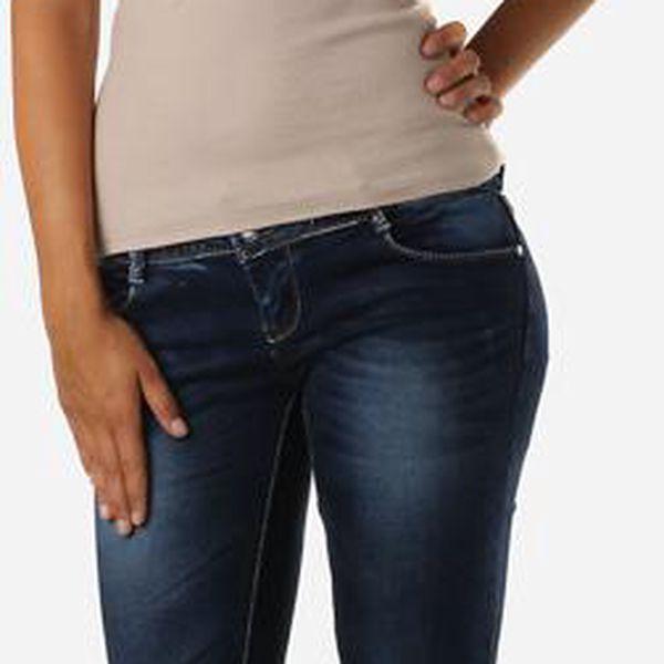 TopMode Dámské tmavé jeans