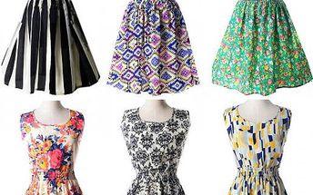Letní šaty Isabella!