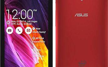 Asus ZenFone C 8GB ZC451CG-1C061WW (90AZ0073-M00610) červený