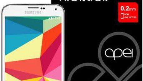 Apei Glass Protector pro Samsung S5 (12113) ROZBALENO