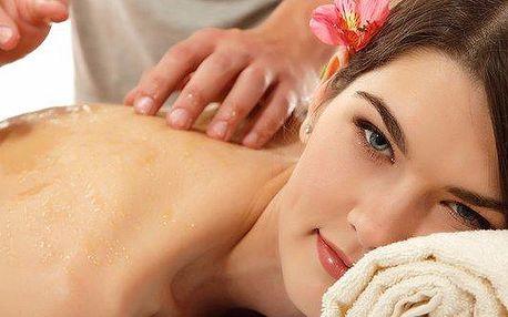 60 minutová olejová masáž