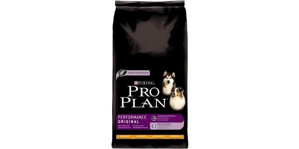 Purina Pro Plan Dog Performance Original Ch+R 14 kg