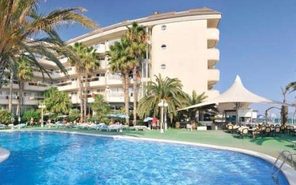 Španělsko, oblast Costa Brava, doprava letecky, polopenze, ubytování v 3,5* hotelu na 8 dní