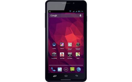 Telefon Sencor Element P450, černý