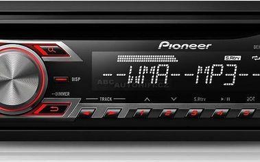 Autoradio c CD přehrávačem Pioneer DEH-150MP