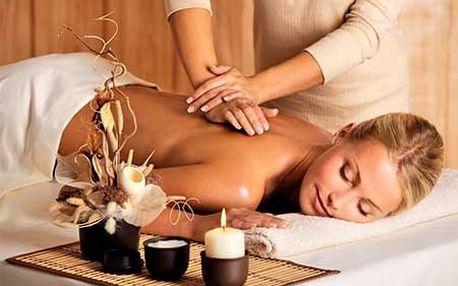 Uvoľňujúca indická ajurvédska masáž celého tela v Ružinove v trvaní 45 min. za skvelú cenu!