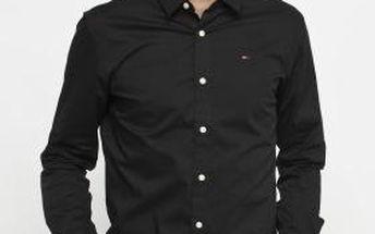 Hilfiger Denim - Košile - černá, XL