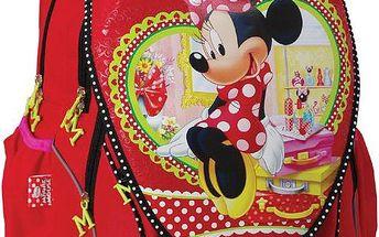 Anatomický školní batoh ABB Disney Minnie