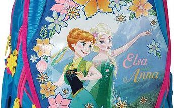 Anatomický školní batoh ABB Disney Frozen (Ledové království)