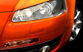 Renovace plastových světlometů vozu