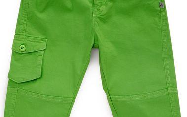 Chlapecké kalhoty - zelené